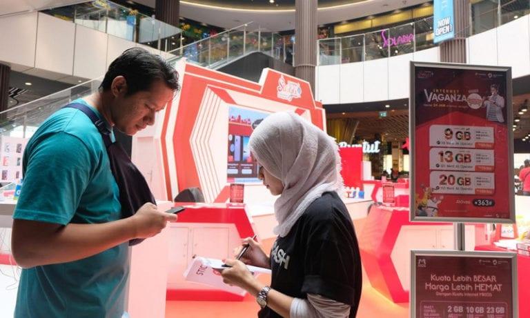 Genjot 4G, Telkomsel Gelar Ramadhan Fair 2018