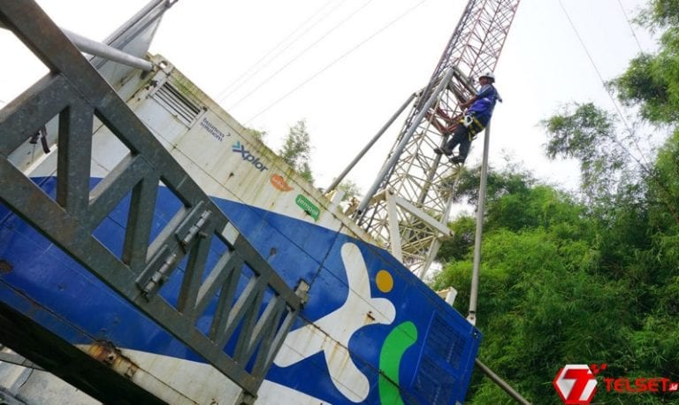 Trafik Meningkat, XL Perluas Jaringan Data di Kalimantan