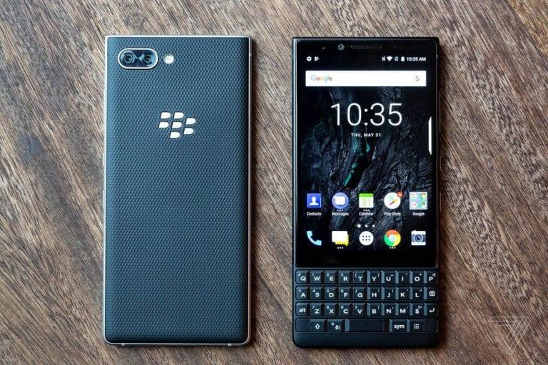 Resmi Dirilis, BlackBerry Key2 Punya Kamera Ganda