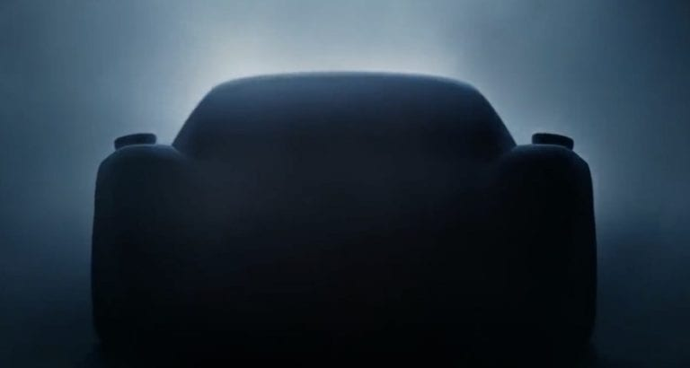 Keren! Begini Tampang Mobil Listrik Porsche Taycan