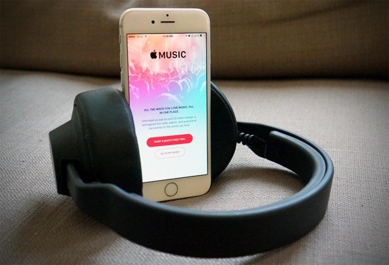 Kejar Spotify, Apple Music Gaet Artis dan Produser