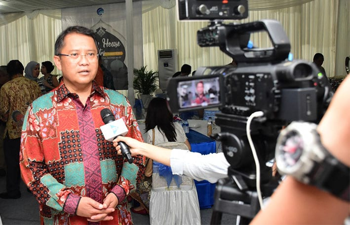 Mudik Lancar, Menkominfo Apresiasi Penyelenggara Siaran TV dan Operator Seluler