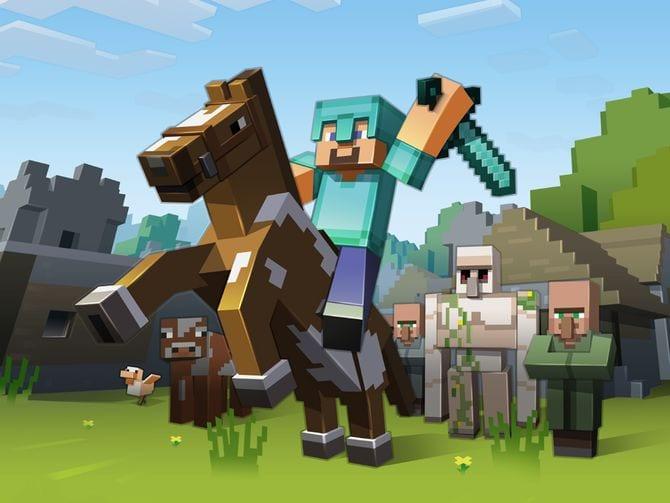 Netflix akan Hadirkan Minecraft dengan Tokoh Baru