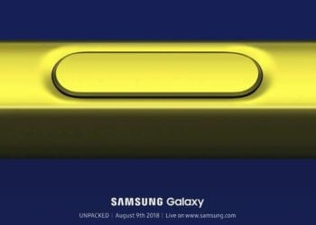 Rilis Samsung Galaxy Note 9
