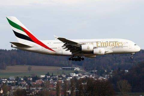 Emirates Luncurkan Pesawat Tanpa Jendela