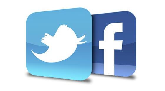 Facebook & Twitter Diam-diam Temui Pimpinan Partai Konservatif