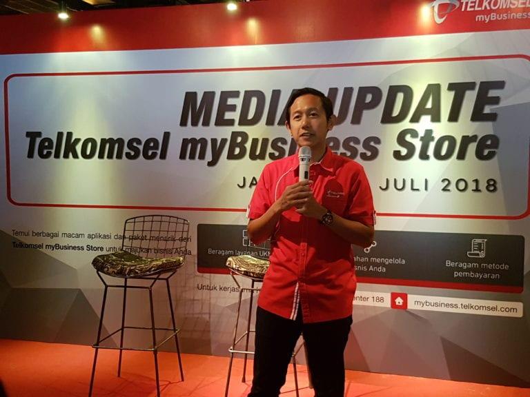 Telkomsel myBusiness Store, Solusi Digital untuk UKM