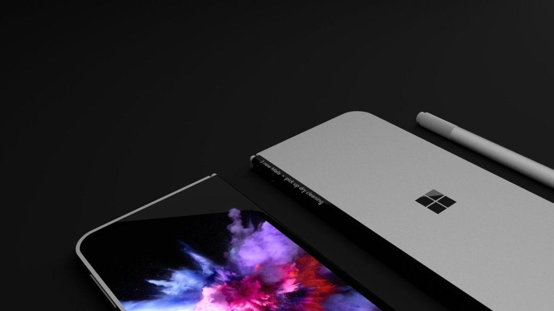 Penggemar Surface Phone