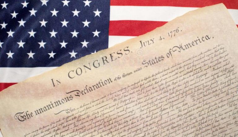 Upss! Facebook Sebut Deklarasi Kemerdekaan AS Berisi Ujaran Kebencian