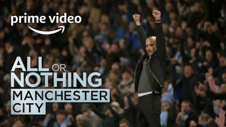 Amazon Rilis Serial Dokumenter Manchester City