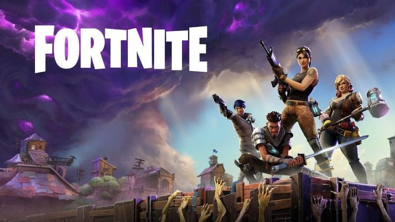Install Fortnite di Android