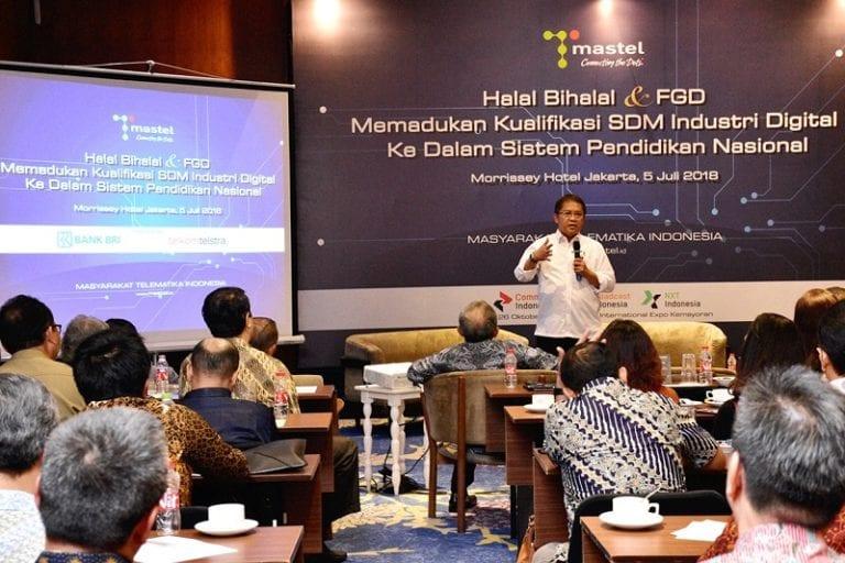 Indonesia Butuh Ahli Coder dan Ahli Big Data Analysis