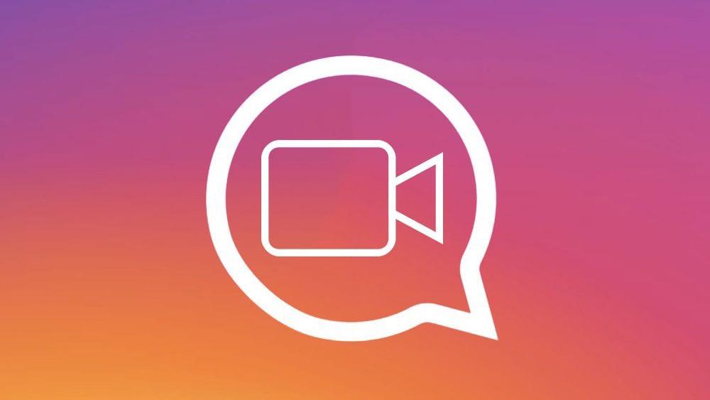 video call di Instagram