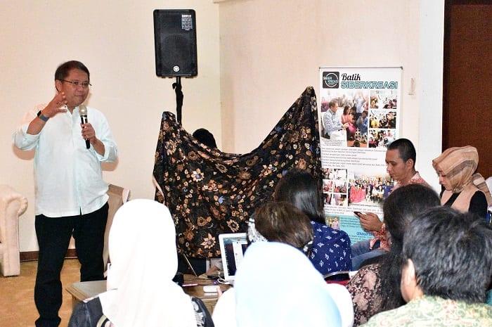 Menkominfo: Gerakan Literasi Digital Tak Pandang Bulu