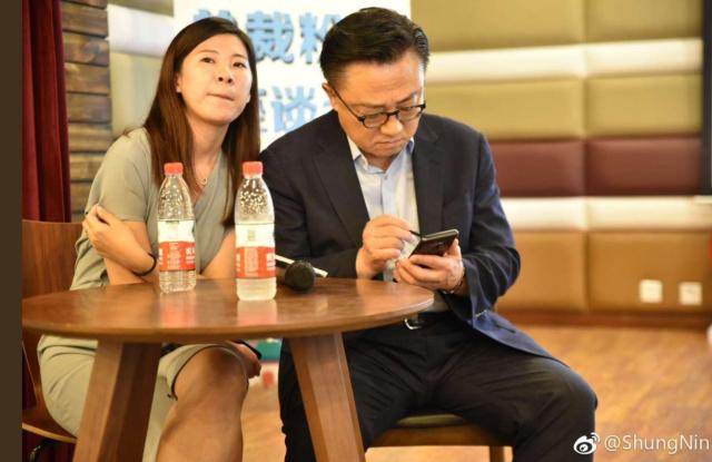 Bos Samsung Tertangkap Kamera Pakai Galaxy Note 9?