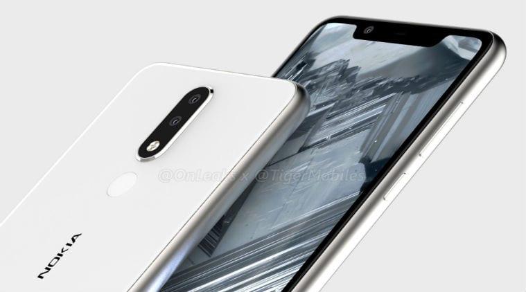 Nokia X5 Punya Pilihan Warna yang Elegan