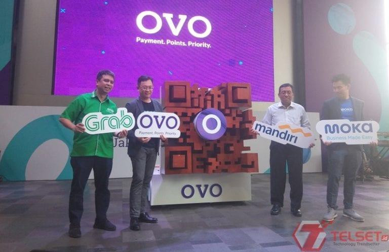 """Bayar """"Ojol"""" Grab Bisa Pakai Dompet Digital OVO"""