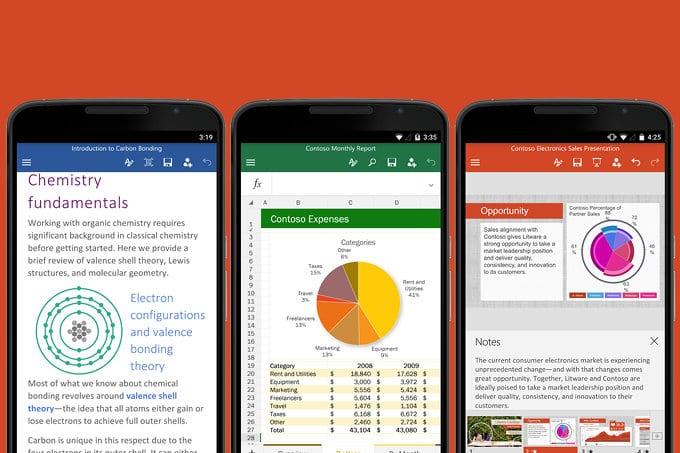 Microsoft Office Perbarui Fitur untuk iOS dan Android