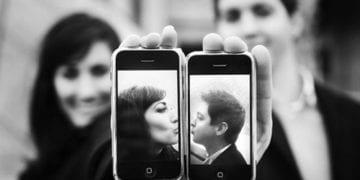 Pengguna iPhone