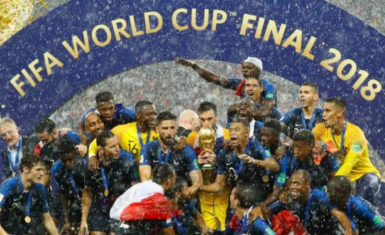 Perancis Juara, Streaming Piala Dunia Telkomsel Diunduh 4 Juta Kali
