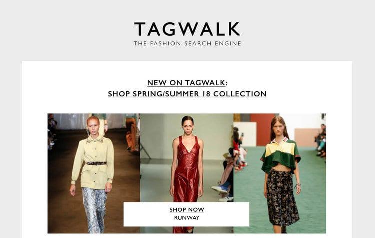 "Sempat Diremehkan, Tagwalk Kini Dijuluki ""Google Fashion"""