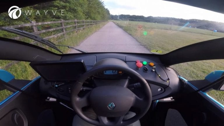 Berkat AI, Mobil Ini Bisa Belajar Bergerak Sendiri