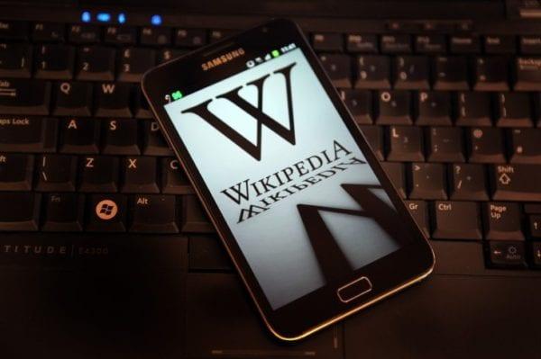 Protes, Wikipedia Ubah Tampilannya jadi Gelap
