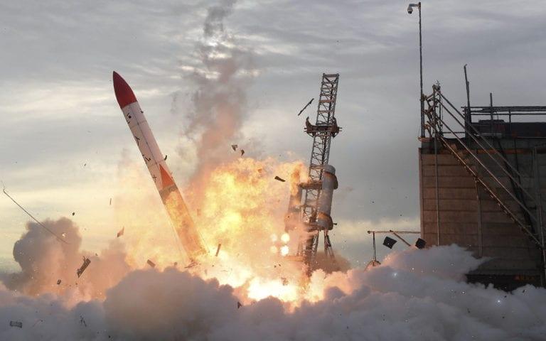 Gagal Meluncur, Roket Jepang Meledak saat Ujicoba