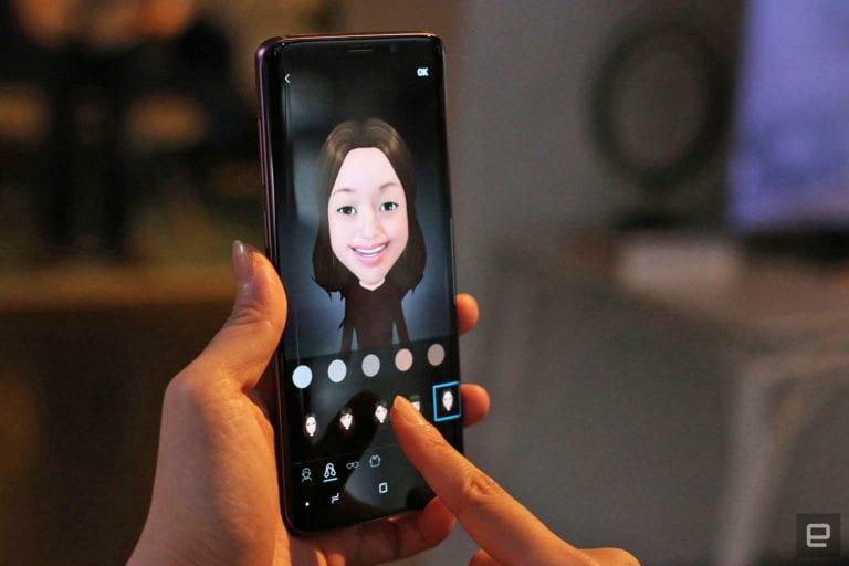 Setelah Update, Tampang AR Emoji Tidak Menyeramkan Lagi