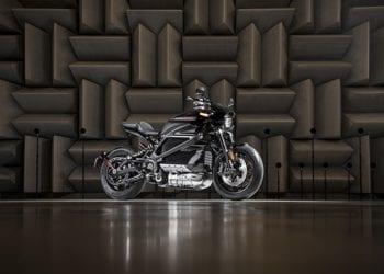 moge listrik Harley-Davidson
