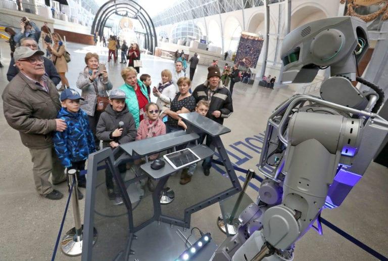 Terminator Buatan Rusia Bisa Gantikan Peran Manusia