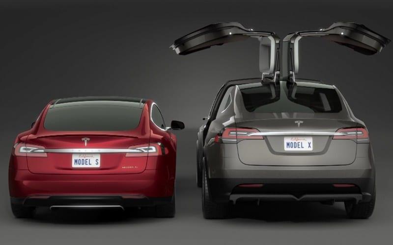 harga mobil Tesla