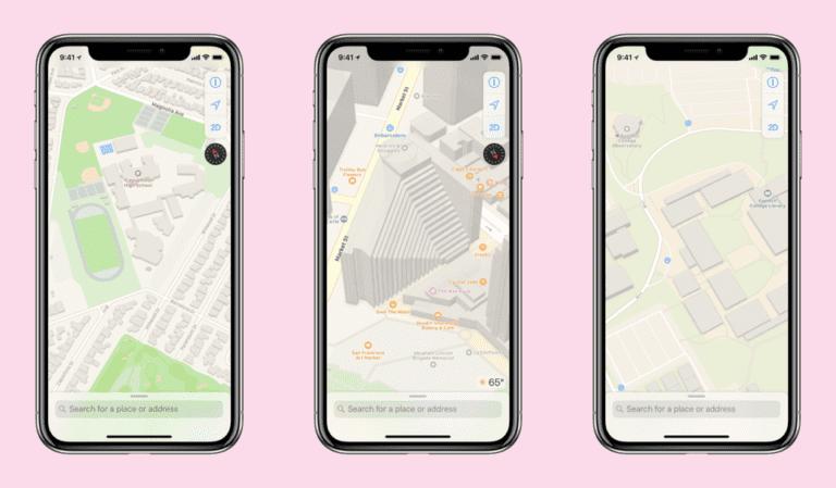 Apple Maps Bakal Pakai Data Peta Terbaru