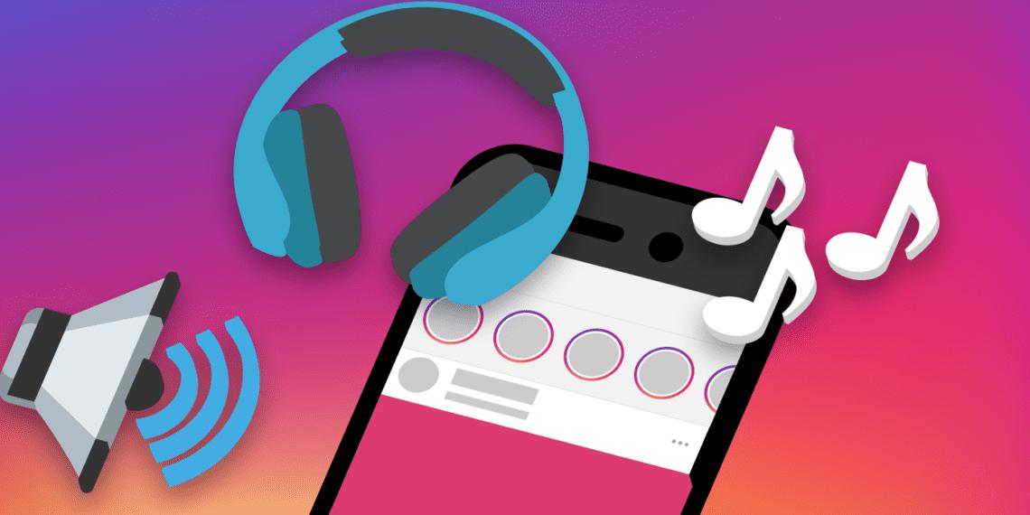 Music Stickers di Instagram Stories