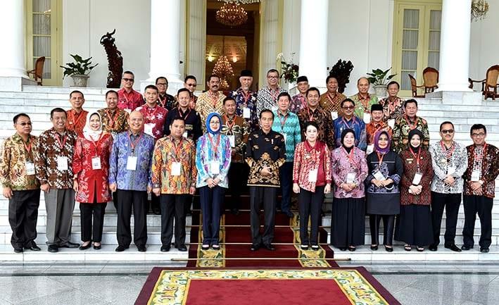 Jokowi Minta Tiap Kota Siapkan SDM Ahli Teknologi