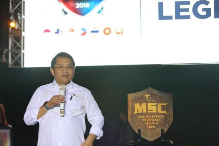 Menkominfo Minta Moonton Buka Kantor di Indonesia