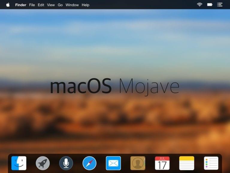 Apple Rilis Panduan Desain Dark Mode macOS Mojave