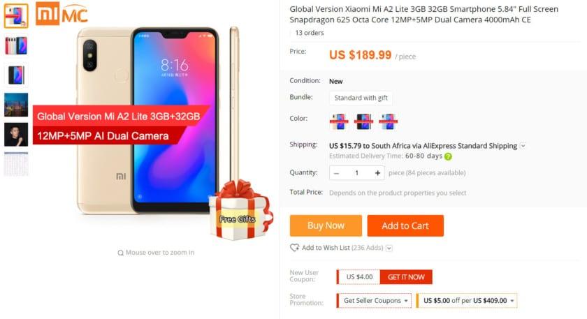 Xiaomi Mi A2 Rilis 24 Juli 2018?