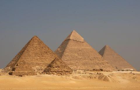 Terungkap! Piramida Agung Giza Pusat Energi Elektromagnetik