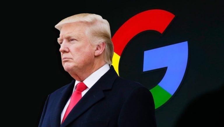 Sentimen Berlanjut, Trump Serang Google Lewat Video