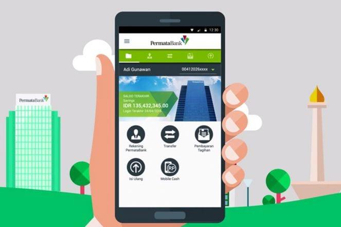Wow! Aplikasi Permata MobileX Punya 200 Fitur