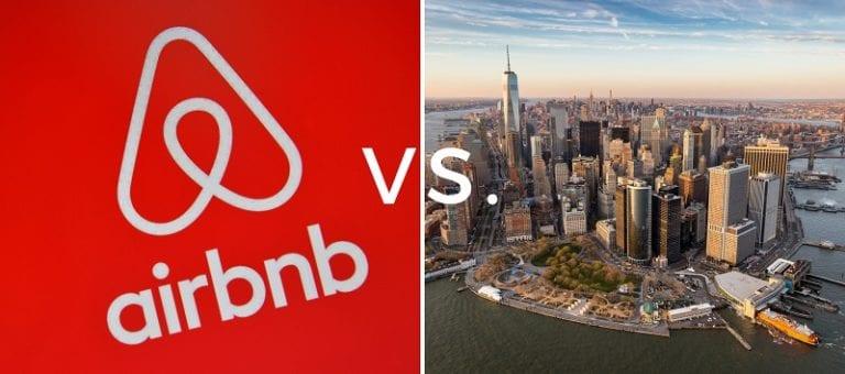 Airbnb Tuntut Dewan Kota New York Lindungi Privasi