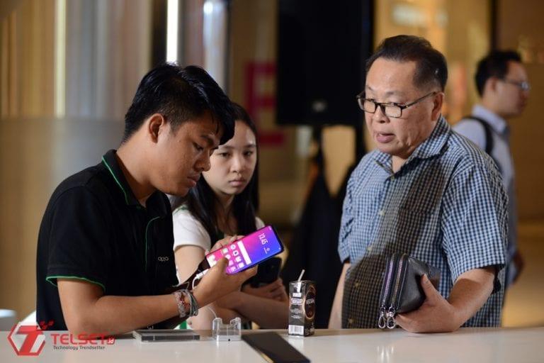 Tukar Smartphone Lama ke Oppo Find X, Syaratnya?