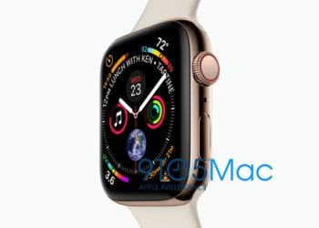Desain Apple Watch Series 4
