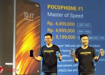 Pocophone F1 Indonesia