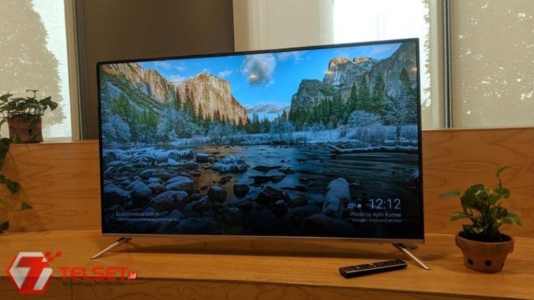 Coocaa Rilis Smart TV 4K, Harganya di Bawah Pasaran