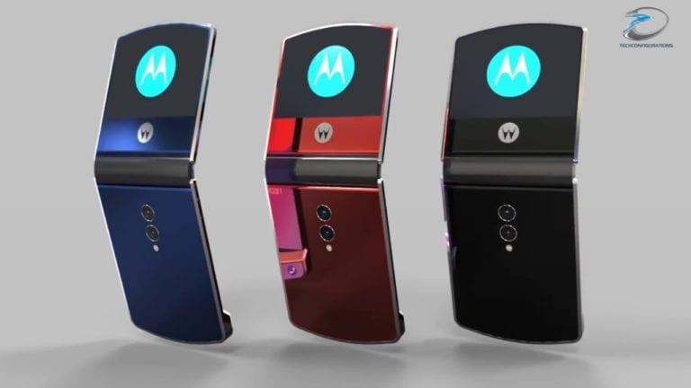 Paten Disetujui, Motorola Razr <i></noscript>Reborn</i> Segera Diluncurkan?