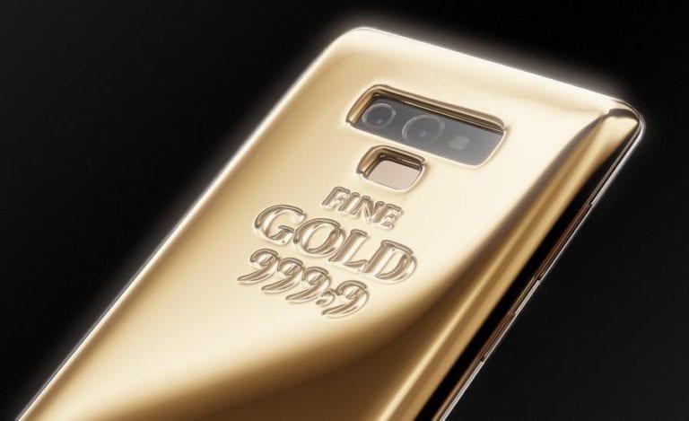 Mahal! Galaxy Note 9 Caviar Dihargai Nyaris Rp 1 Miliar
