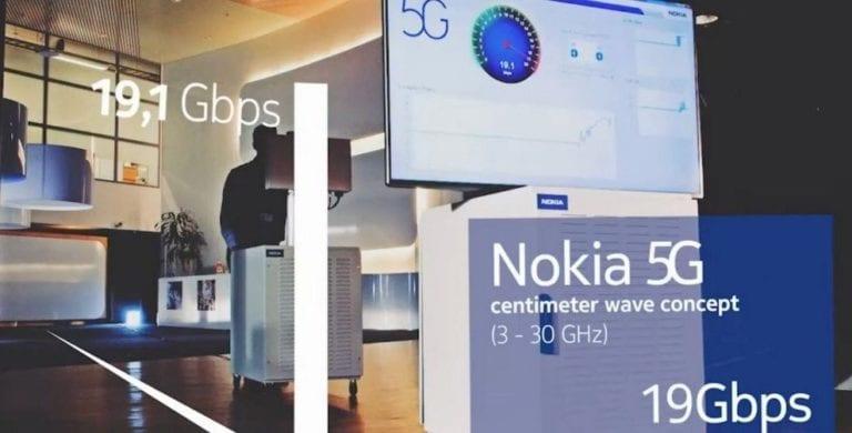 Nokia Pasok Perangkat 5G ke T-Mobile Senilai Rp 50,4 Triliun