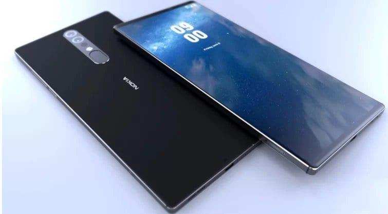 Smartphone flagship Nokia